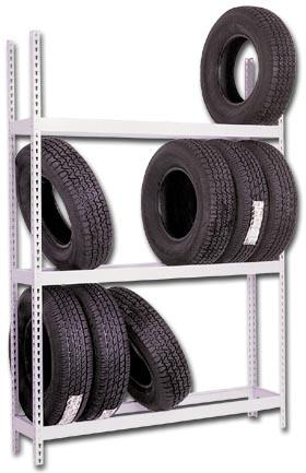 New Amp Used Tire Rack Shelving