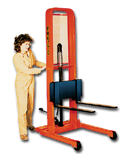 Looking for an easy way to move a pallet pallet lifters are the