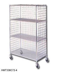 portable shelving