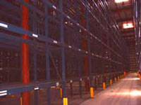 Heavy Duty Pallet Rack""