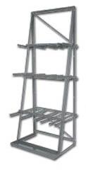 Free Standing Pallet Coat Rack