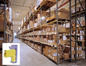 Used Flow Rack   Organizing a Warehouse
