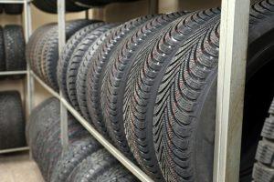 Used Tire Rack | Industrial Equipment Repair